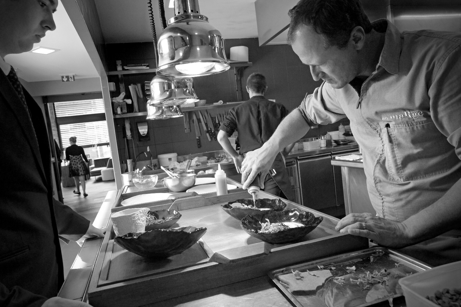 Cours de cuisine avec le chef for Offrir des cours de cuisine